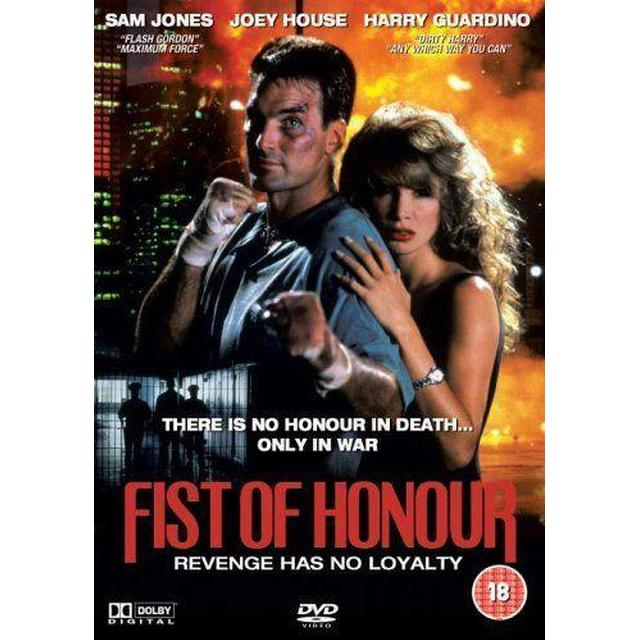 Fist Of Honor [1993] [DVD]